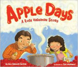 Apple Days A Rosh Hashanah Story