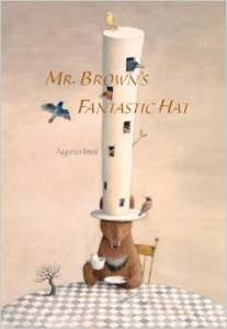 Mr. Brown's Fantastic Hat Cover